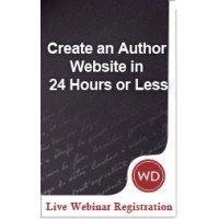 Create an Author Website