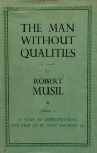 The Man Without Qualities