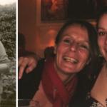 Jane Rusbridge & daughter Natalie Miller