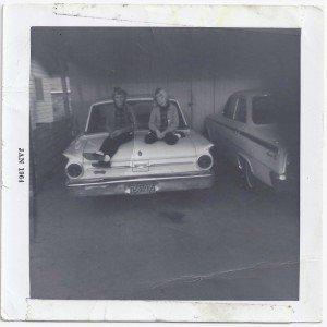 Judy & Darrelyn Saloom (1964)