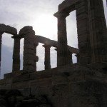 Temple at Sounion / Photo: Porter Anderson