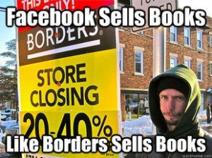 FacebookBookSales -  From Caleb Ross' article