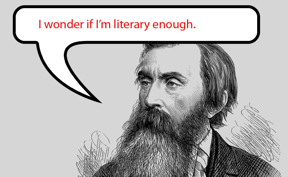 How would you define literature? what are the components?