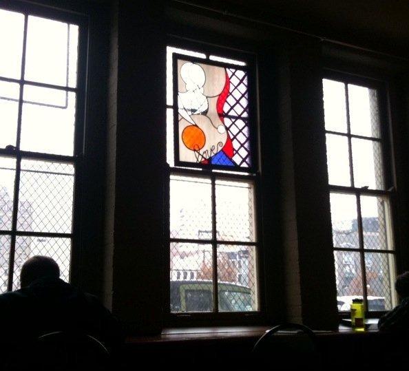 Coffee Emporium windows
