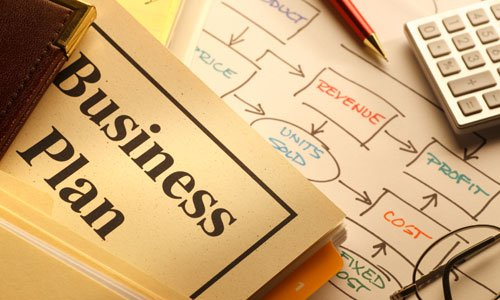 Structuring a business plan