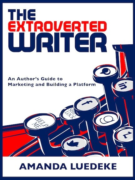 Extroverted Writer by Amanda Luedeke