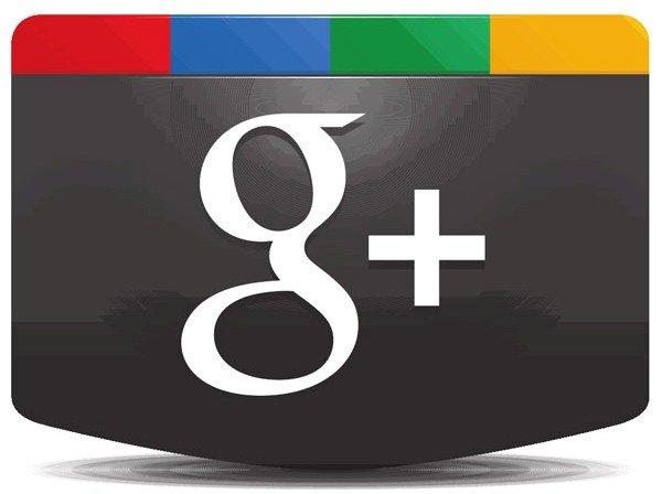 Google Plus logo
