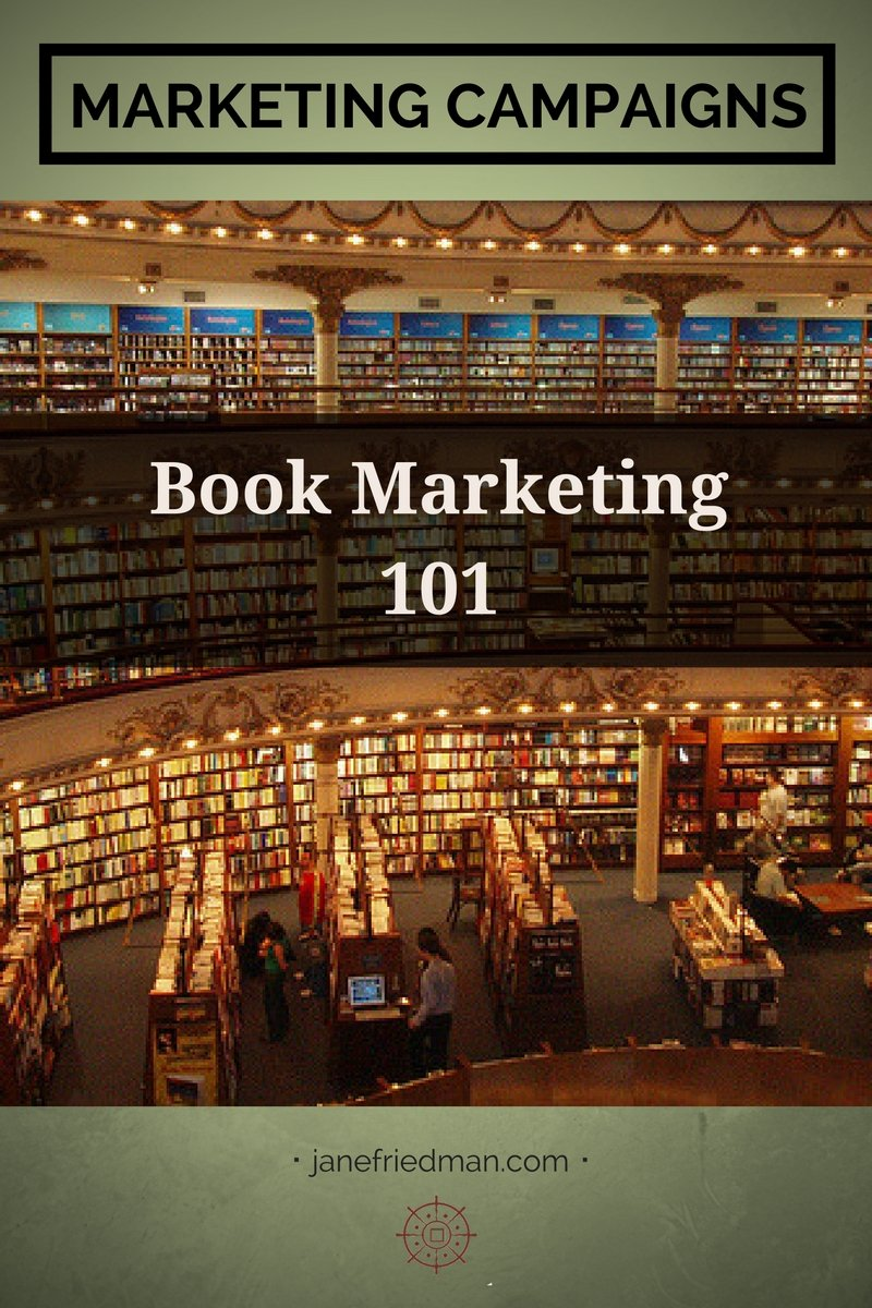 Remember that a comprehensive book-marketing campaign uses a combination of tactics to reach readers. It would be unusual to focus solely on social media, or solely on events, to generate word of mouth. The best approach combines online and offline components, and if done right, each amplifies and strengthens the other.