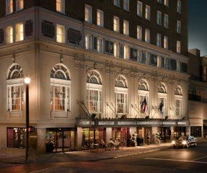 The Francis Marion Hotel, an icon in Charleston at the corner of Calhoun and King, reaches its 90th year of operation in 2014.