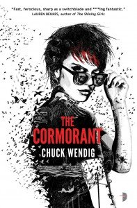 The Cormorant by @ChuckWendig