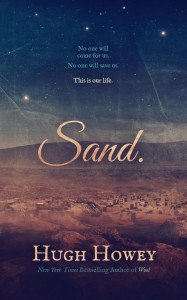 "The ""Sand"" omnibus cover is by Jason Gurley of Portland"