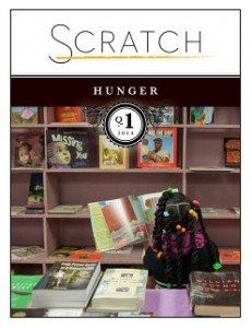 Scratch Hunger edition cover