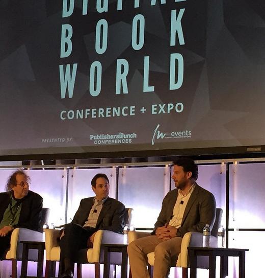 Digital Book World 2015 Grandinetti