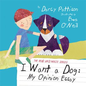 My first dog essay for children