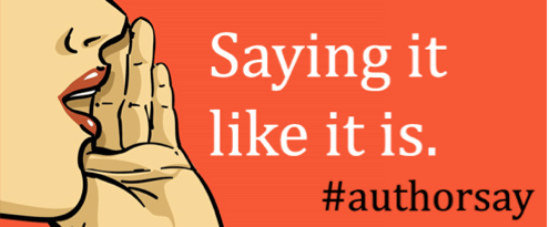 do you love your publisher #authorsay