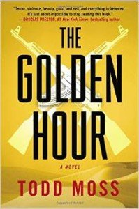 Cover of The Golden Hour, by Todd Moss