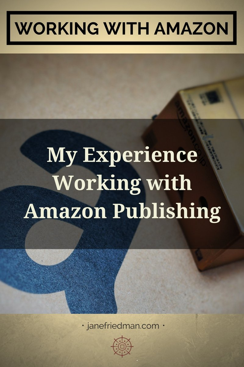 This guest post is from Carol Bodensteiner (@CABodensteiner), author of the self-published memoir Growing Up Country and the Go Away Home via Lake Union Publishing, an imprint of Amazon Publishing. She shares her experience working with Amazon.