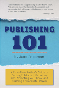 how to get a publishing agent