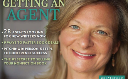 Writer's Digest October 2014