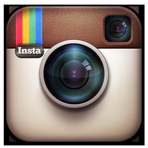 The Instagram color camera logo