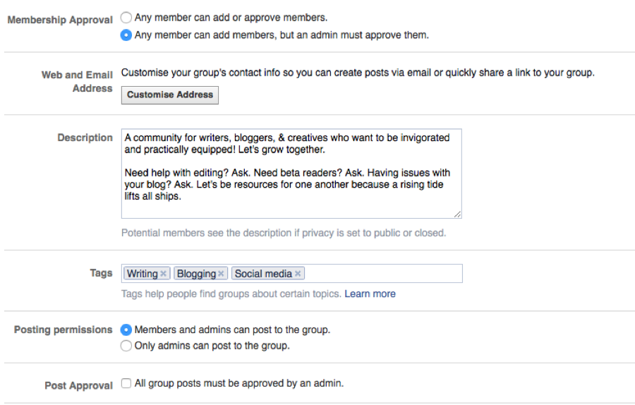 Best Practices for Author Facebook Pages and Groups | Jane