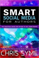 The cover of SMART Social Media for Authors