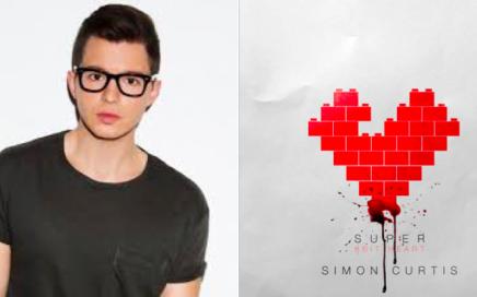 Simon Curtis 8 Bit heart