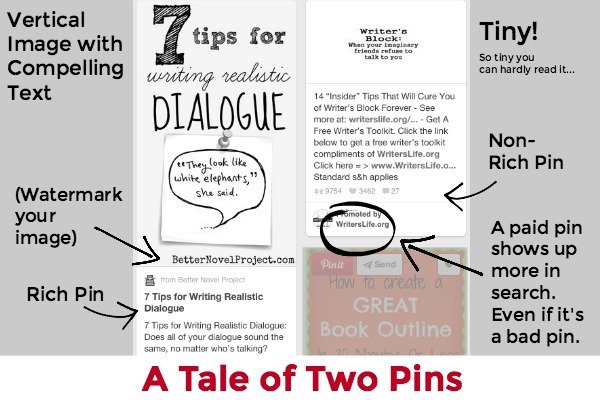 a tale of two pins