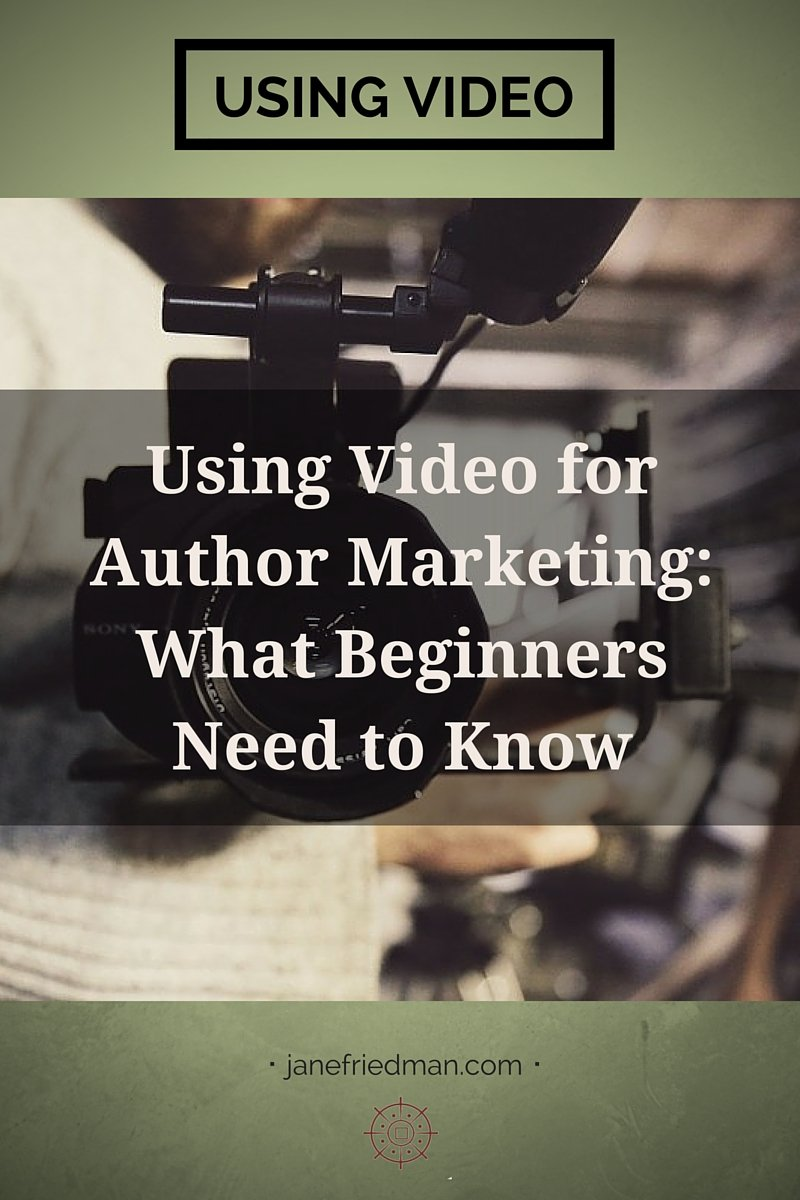 In my latest post over at Writer Unboxed, I discuss what writers need to know if they're considering video as part of their marketing and promotion strategy. In brief, here's what writers should avoid: Don't do book trailers. Don't talk at length in a static shot. Don't post unedited video longer than a minute or so.