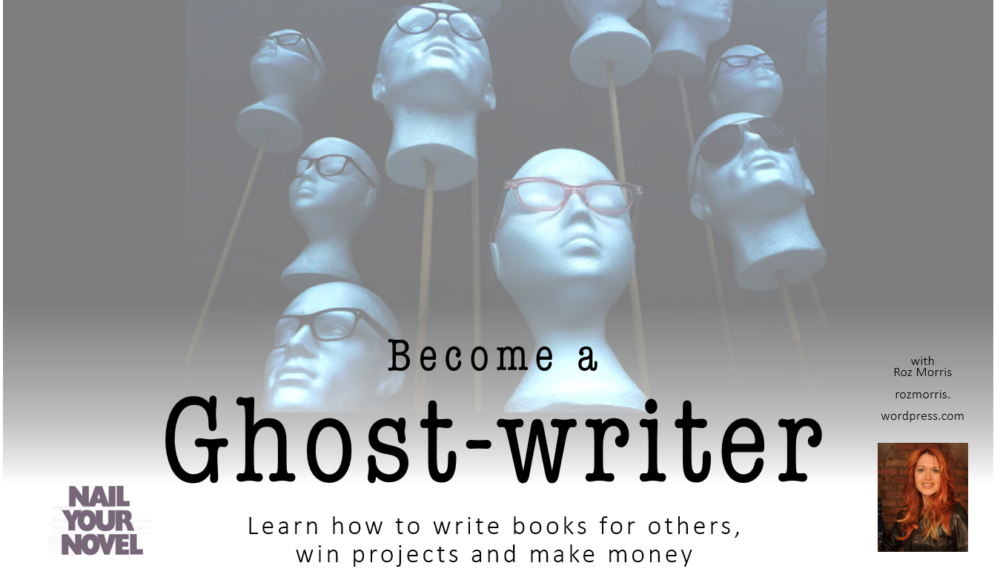 How to ghost write