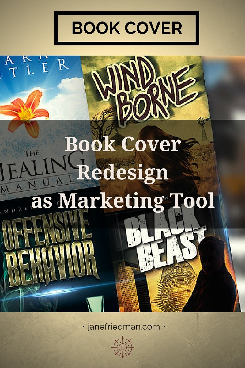 Cover designer Alexander von Ness explains the value of a book cover redesign and walks through several cover redesigns and their goals. FYI: Alexander is offering book cover redesigns for $295 to readers of this blog—a $200 discount. Check out this post for details on this great offer.