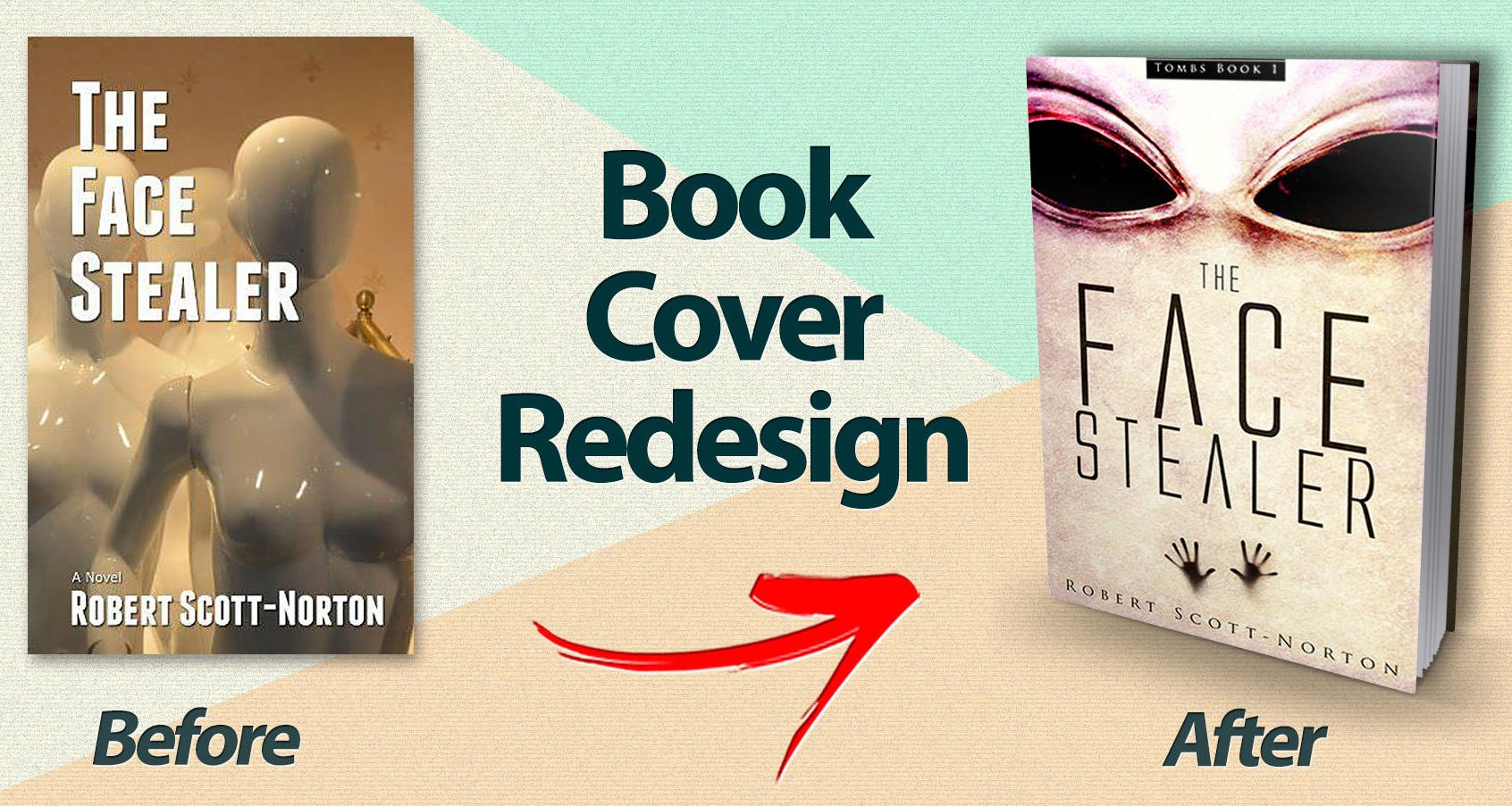 Book Coverage : Book cover redesign as marketing tool jane friedman