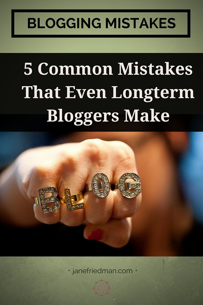 Wondering why you don't have more blog traffic—or if it's worthwhile to continue your blogging effort? Here are the mistakes that commonly afflict authors.