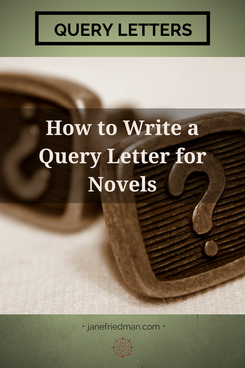 Query letter writing services