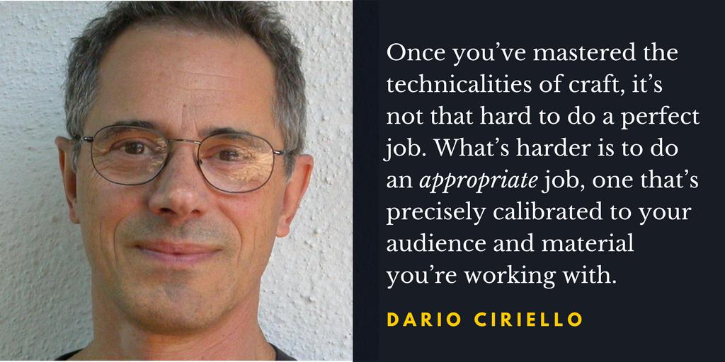 Dario Ciriello