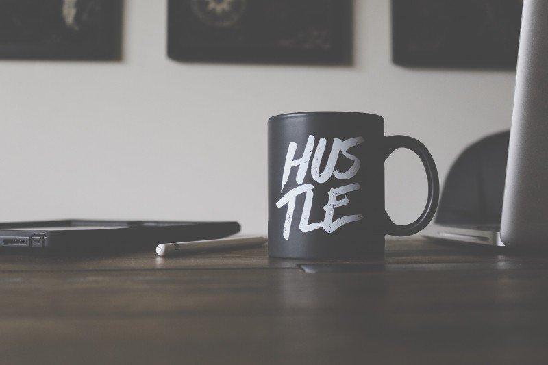 hustle marketing